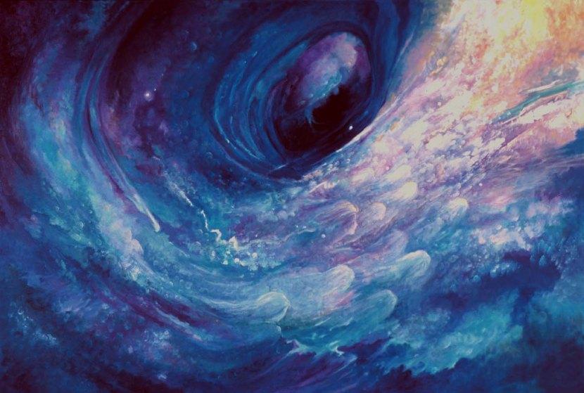 dream, swirl, unconscious mind, dreaming