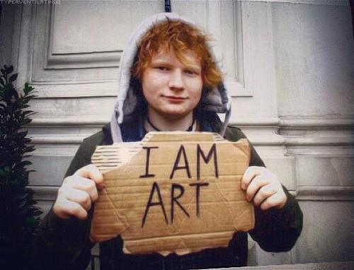 i am art, art,