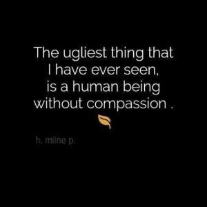 compassion, quote